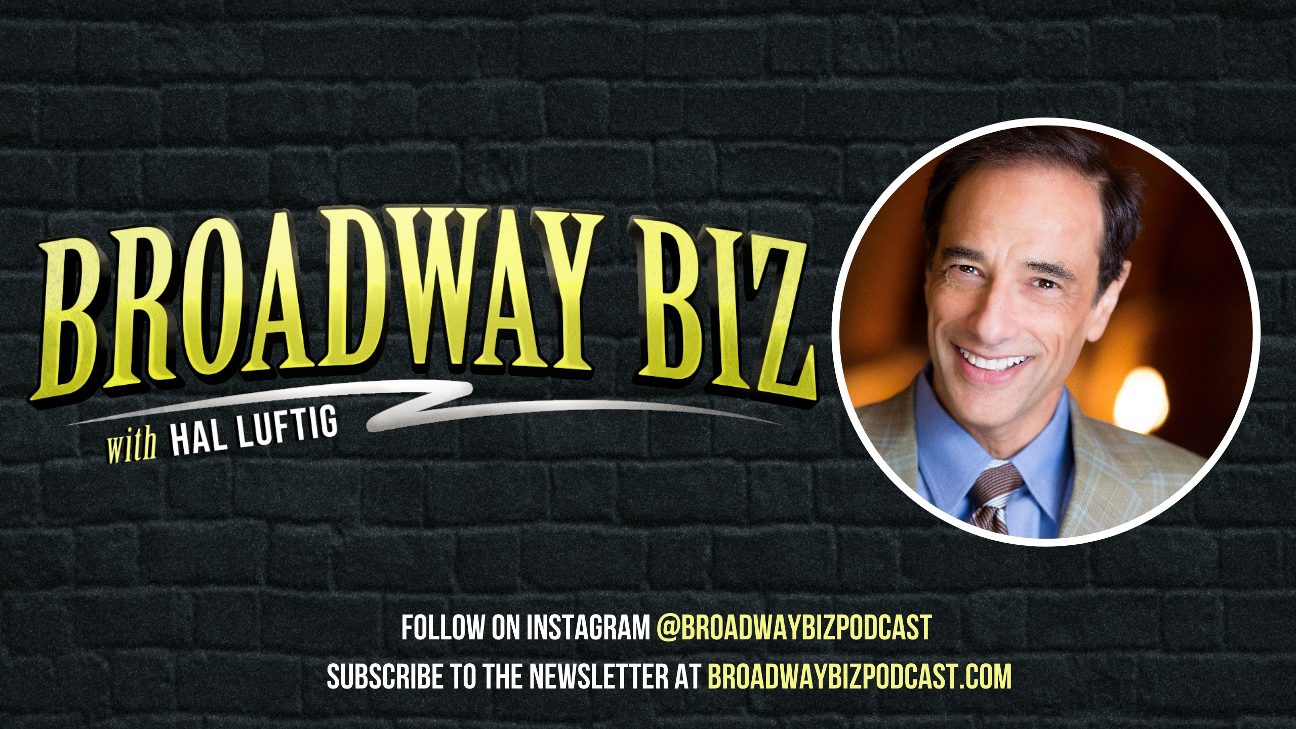 "News Item: Hal Luftig launches ""Broadway Biz"" Podcast"