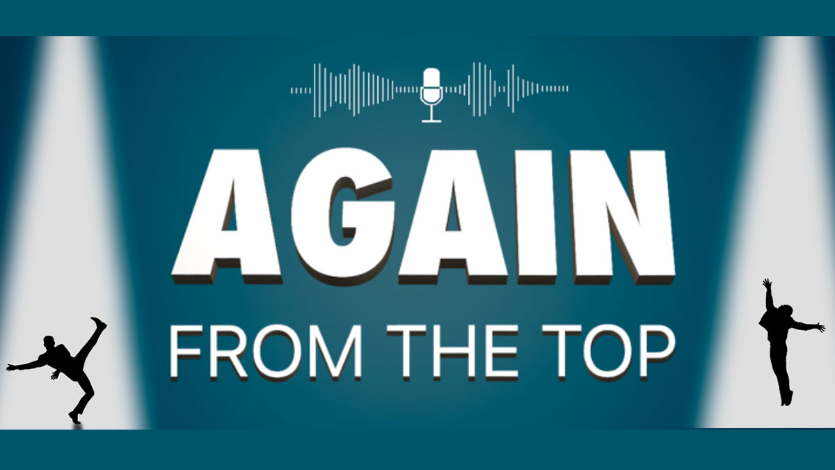 "News Item: Broadway Dance Captains Jack Sippel and Brendon Stimson new podcast ""Again From The Top"""