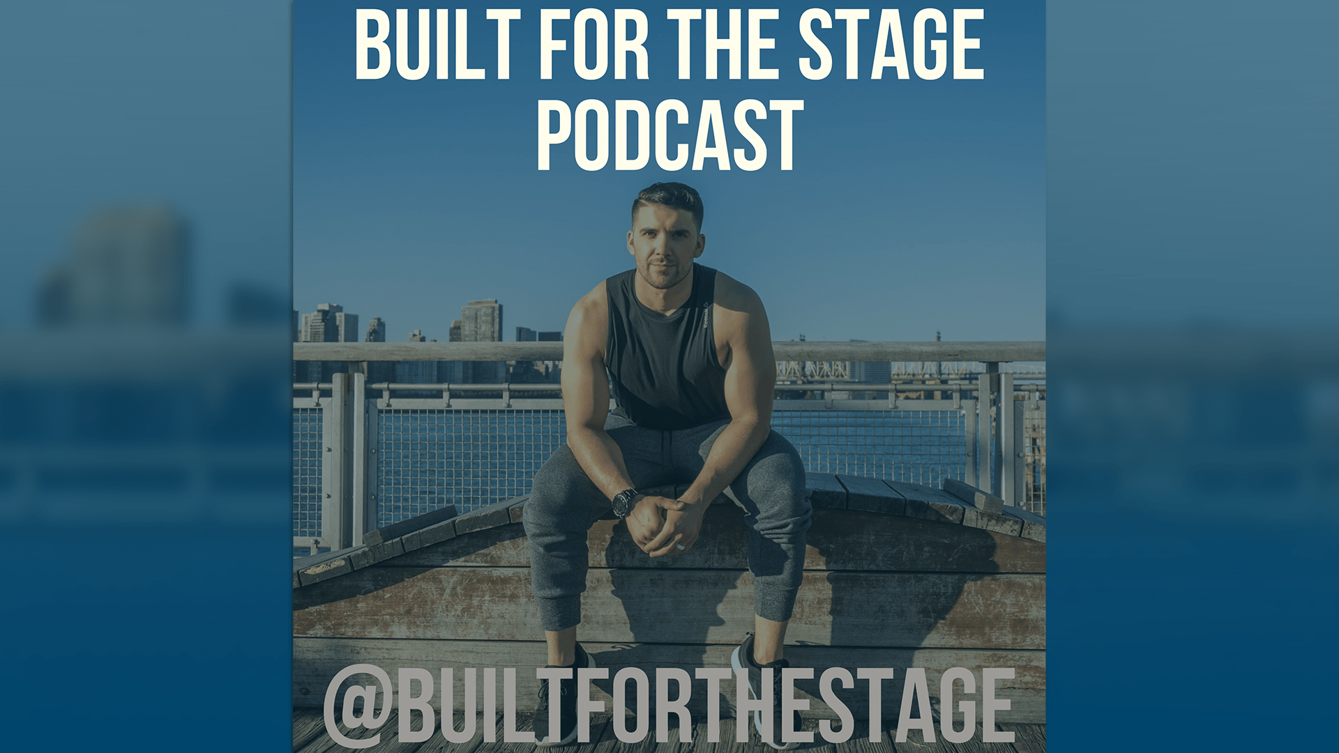 "Podcaster Profile: Joe Rosko is ""Built For The Stage"""