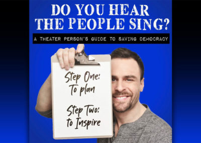 BroadwayWorld.com: Eric Ulloa Launches New Podcast DO YOU HEAR THE PEOPLE SING?; Debut Episodes Features Javier Munoz