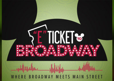 BroadwayWorld.com: Idina Menzel, Jessie Mueller, Andrew Barth Feldman and More to Appear on New Podcast E-TICKET TO BROADWAY