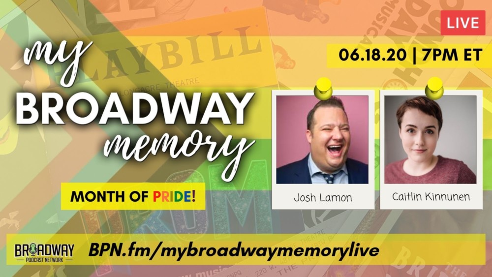 DC Metro Theater: Stars of 'The Prom' kick off Pride episodes of 'My Broadway Memory' on BPN