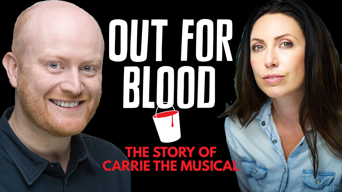 "News Item: True-crime theater podcast Out For Blood examines ""Broadway's greatest flop"", Carrie The Musical"