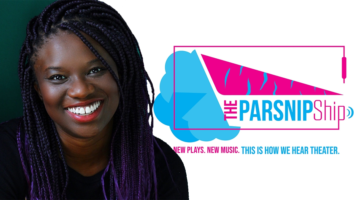 "Podcaster Profile: Iyvon Edebiri is ""The Parsnip Ship"""