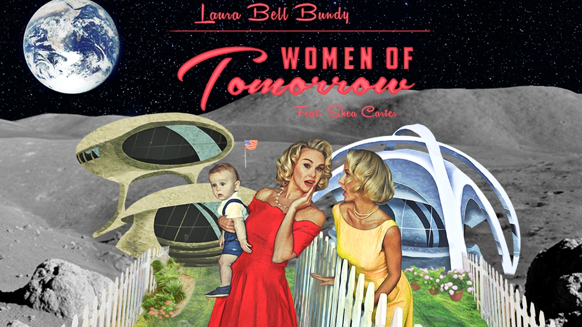 "News Item: Laura Bell Bundy's new podcast, ""Women of Tomorrow"""