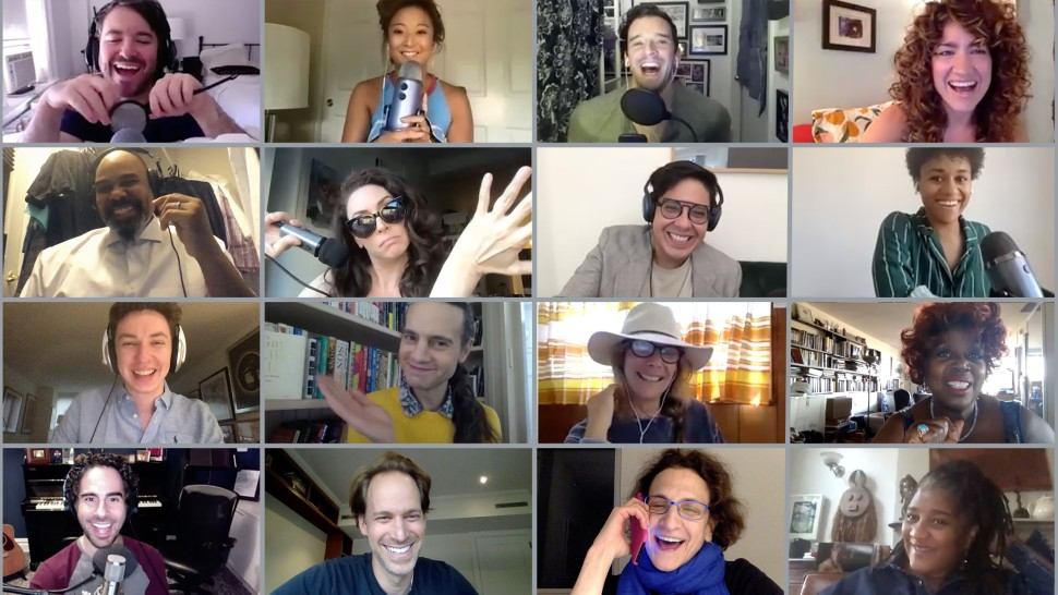 DEADLINE: Comedy Podcast 'As The Curtain Rises' Recruits Theater Headliners For Broadway's First Digital Soap