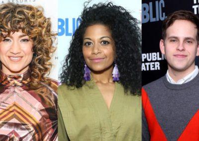 Playbill.com: Bleeding Love Musical Podcast to Release Album, Starring Sarah Stiles, Rebecca Naomi Jones, Taylor Trensch, More