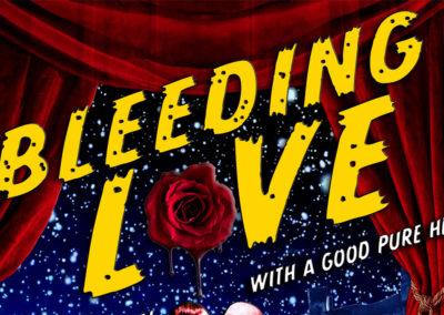 BroadwayWorld.com: Listen to Sarah Stiles, Marc Kudisch, Taylor Trensch and More in Episode 1 of BLEEDING LOVE Podcast Musical